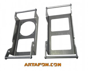 2014-2009 Husaberg Radiator guards