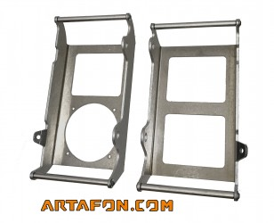 2021-2020 Rieju MR2 300 Radiator guards