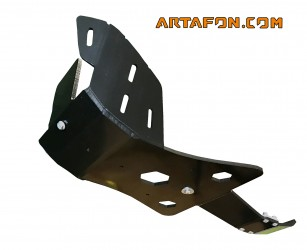 2021-2013 Engine linkage guard Beta Xtrainer 250 300 2T  HDPE 6mm