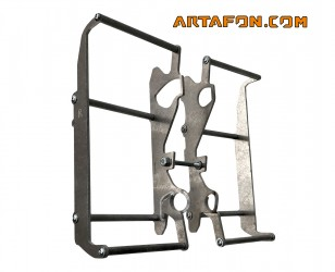 2021Gas Gas RADIATOR GUARDS FOR MODELS WITHOUT FAN !