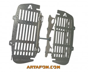 2021 Gas Gas Radiator guards FOR MODELS WITHOUT FAN !