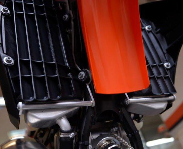 FAN SET KTM Husqvarna 4T 2T TPI Radiator guard kit EXC TE FE 2019 2018 2017